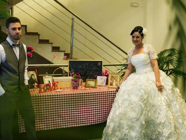 La boda de Estefanía y Jose  en Alacant/alicante, Alicante 12
