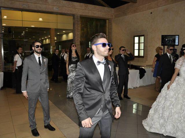 La boda de Estefanía y Jose  en Alacant/alicante, Alicante 13