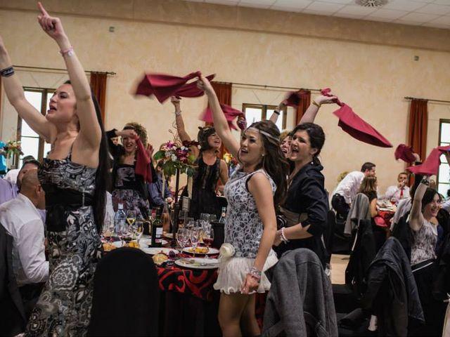 La boda de Estefanía y Jose  en Alacant/alicante, Alicante 16