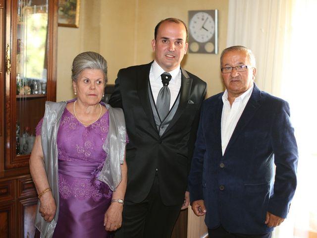 La boda de Alfredo  y María en Salamanca, Salamanca 2