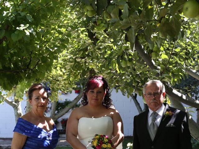 La boda de Alfredo  y María en Salamanca, Salamanca 5