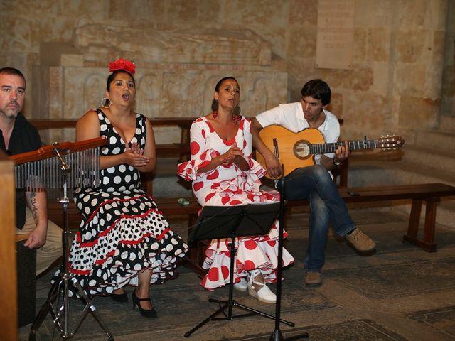 La boda de Alfredo  y María en Salamanca, Salamanca 7
