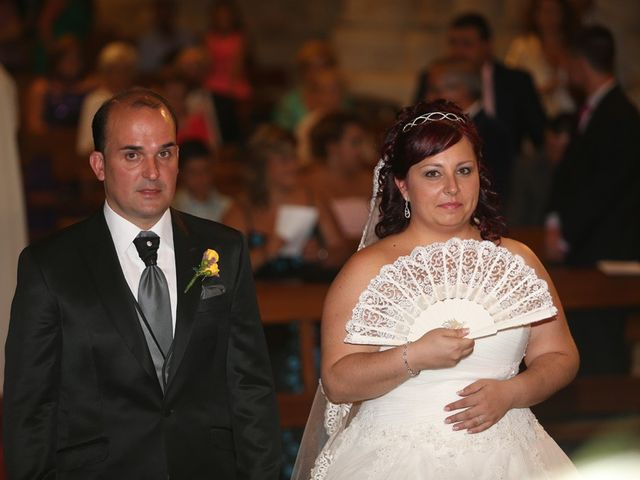 La boda de Alfredo  y María en Salamanca, Salamanca 11