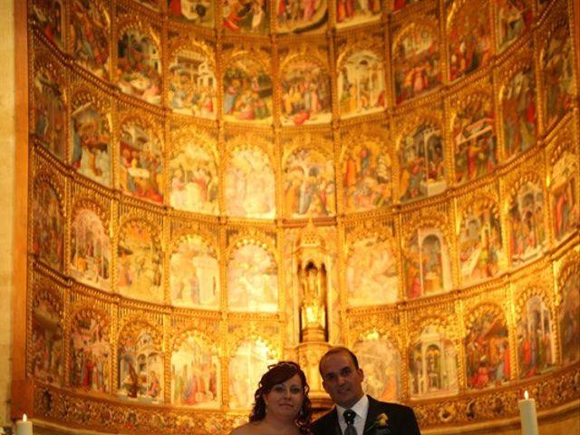 La boda de Alfredo  y María en Salamanca, Salamanca 12