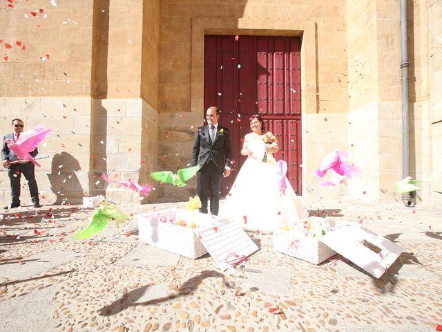 La boda de Alfredo  y María en Salamanca, Salamanca 13