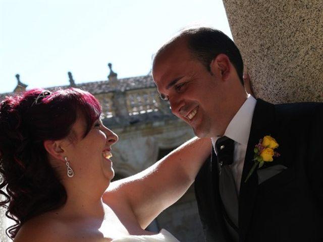 La boda de Alfredo  y María en Salamanca, Salamanca 14