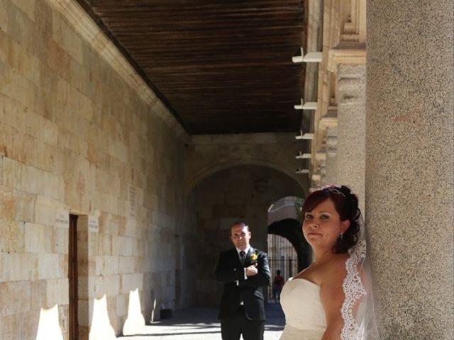 La boda de Alfredo  y María en Salamanca, Salamanca 15