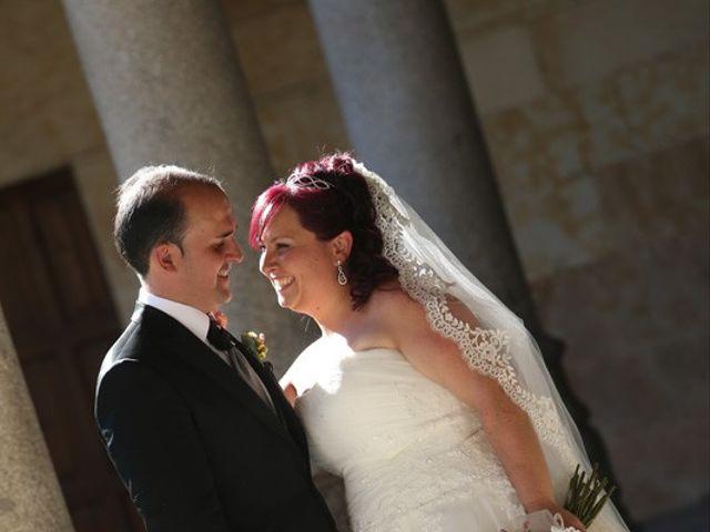 La boda de Alfredo  y María en Salamanca, Salamanca 18