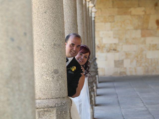 La boda de Alfredo  y María en Salamanca, Salamanca 20
