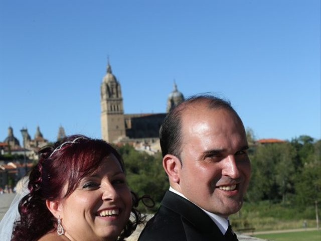 La boda de Alfredo  y María en Salamanca, Salamanca 23