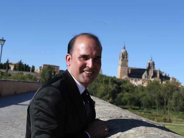 La boda de Alfredo  y María en Salamanca, Salamanca 25