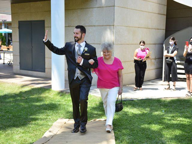 La boda de David y Yosune en Cornella De Llobregat, Barcelona 5