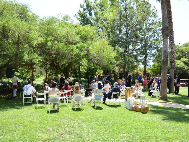 La boda de David y Yosune en Cornella De Llobregat, Barcelona 8
