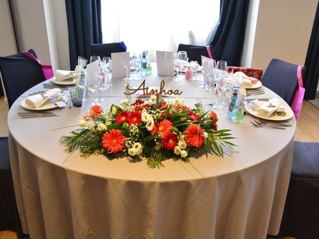 La boda de David y Yosune en Cornella De Llobregat, Barcelona 9