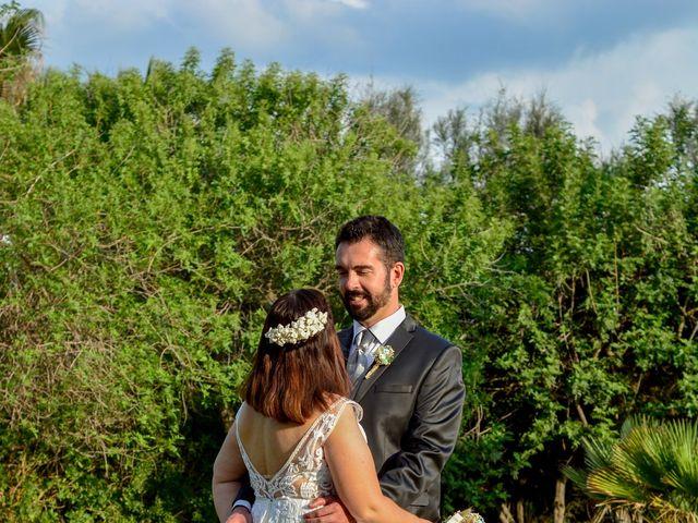 La boda de David y Yosune en Cornella De Llobregat, Barcelona 14