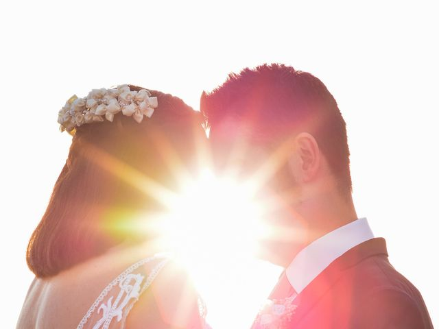 La boda de David y Yosune en Cornella De Llobregat, Barcelona 17
