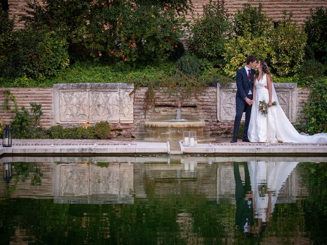 La boda de Nicole y Javier