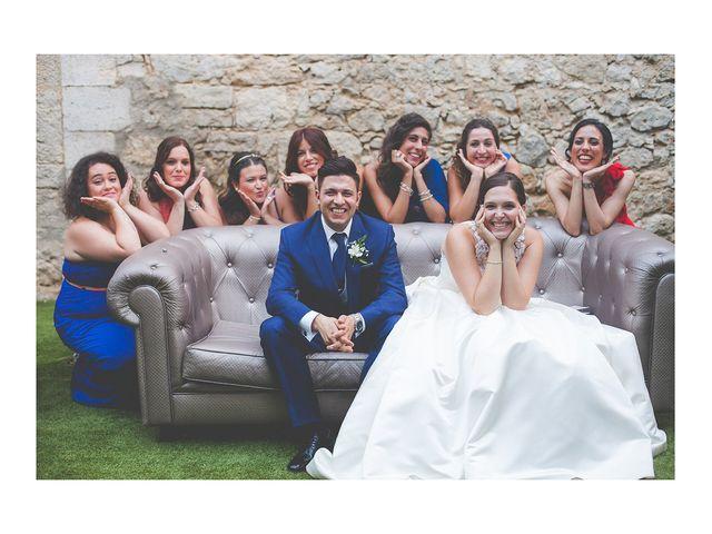 La boda de Javier y Patri en Villanubla, Valladolid 9