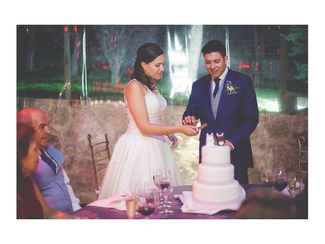 La boda de Patri y Javier