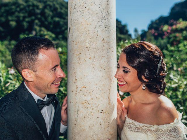 La boda de Olga y Adrian