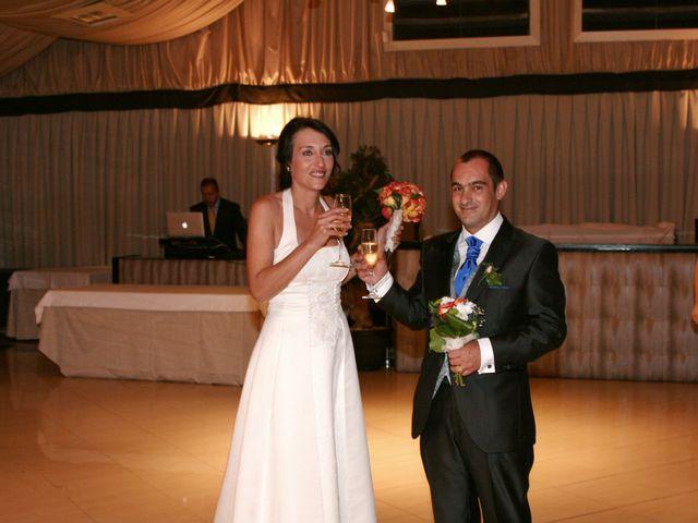 La boda de Eduardo y María del Mar  en Collado Villalba, Madrid 1