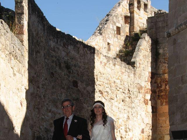 La boda de Alberto y Isa en Zamora, Zamora 3