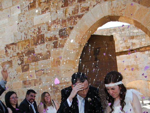 La boda de Alberto y Isa en Zamora, Zamora 5