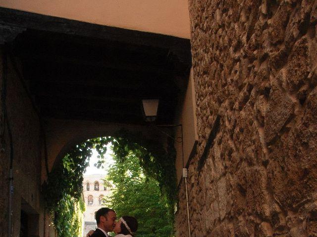 La boda de Alberto y Isa en Zamora, Zamora 6