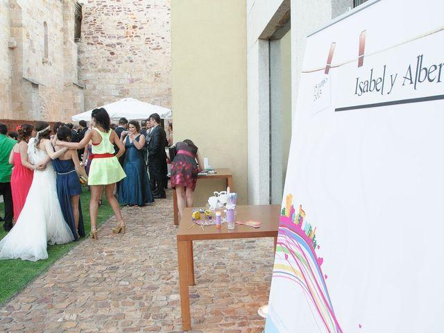 La boda de Alberto y Isa en Zamora, Zamora 7