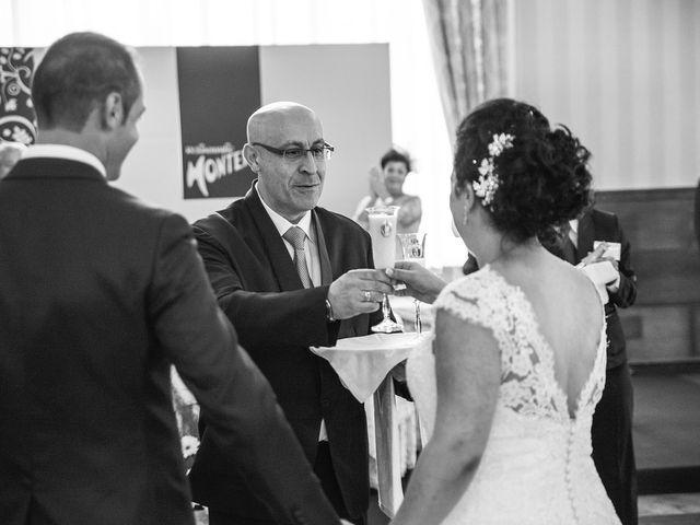 La boda de Moncho y Uxía en Goiriz, Lugo 9