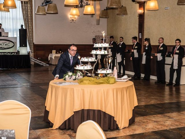 La boda de Moncho y Uxía en Goiriz, Lugo 10