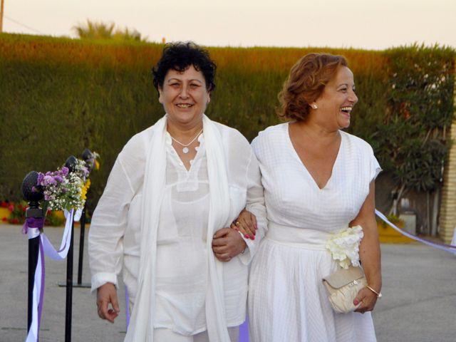 La boda de Carmen y Pili en Sanlucar De Barrameda, Cádiz 8