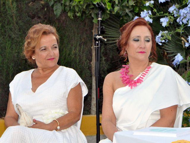 La boda de Carmen y Pili en Sanlucar De Barrameda, Cádiz 10