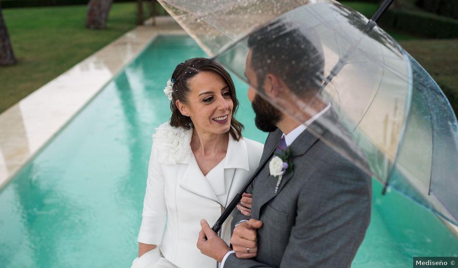 La boda de Marcelo y Miriam en Aranjuez, Madrid