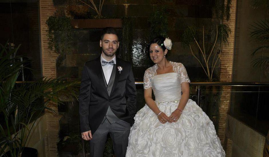 La boda de Estefanía y Jose  en Alacant/alicante, Alicante
