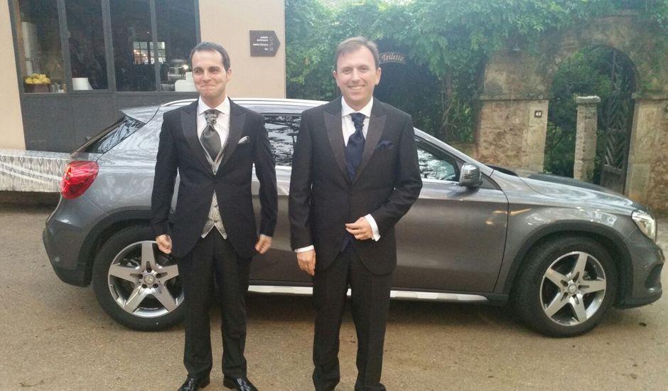 La boda de Carlos y Manuel en Esporles, Islas Baleares