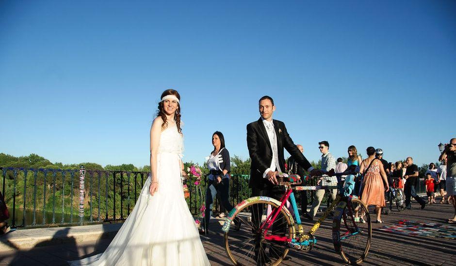 La boda de Alberto y Isa en Zamora, Zamora