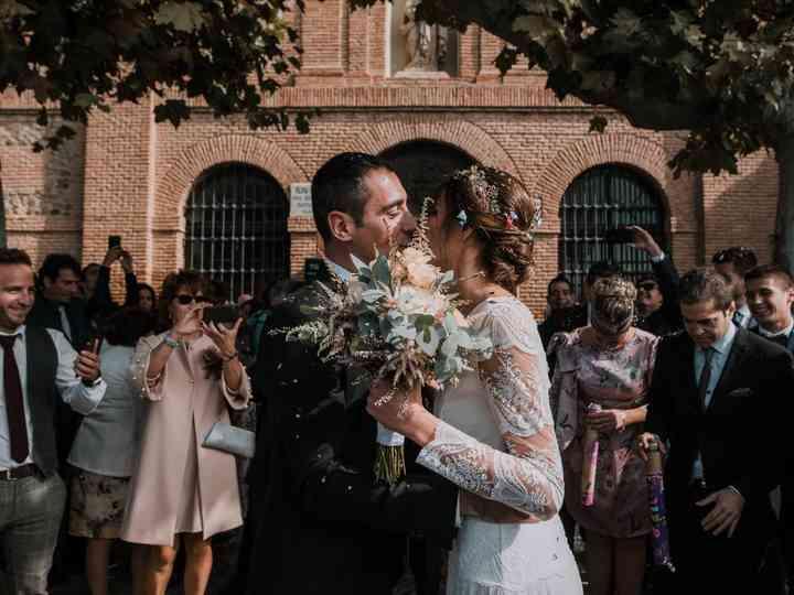 La boda de Irene y Oscar