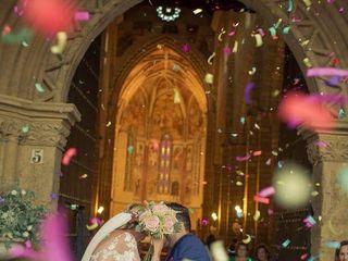 La boda de Vanessa y Andrés  1