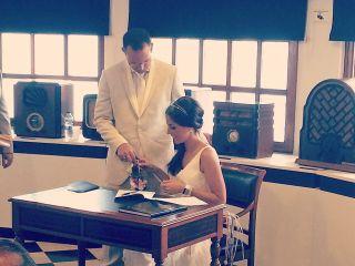 La boda de Inés y Hermés 1