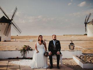 La boda de María y Quique