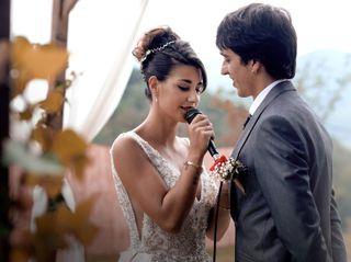 La boda de Ahina y Miguel