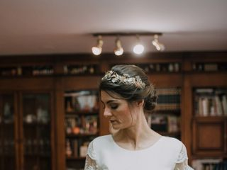 La boda de Irene y Oscar 1