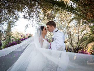 La boda de Paula y Shane Rhalp