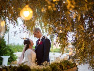 La boda de Patricia y José Ramón
