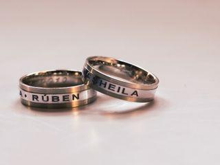 La boda de Sheila y Rúben 1