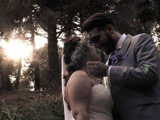 La boda de Sheila y Rúben