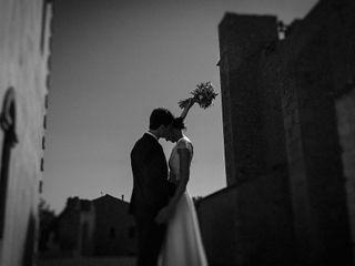La boda de Camille y Mathieu