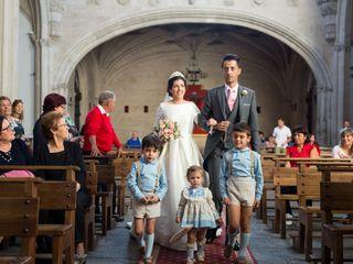 La boda de Blanca y Jesús
