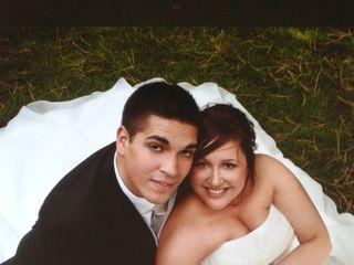 La boda de Aitor y Rebeca